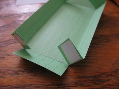 Step 2: Cut, Fold, and Glue