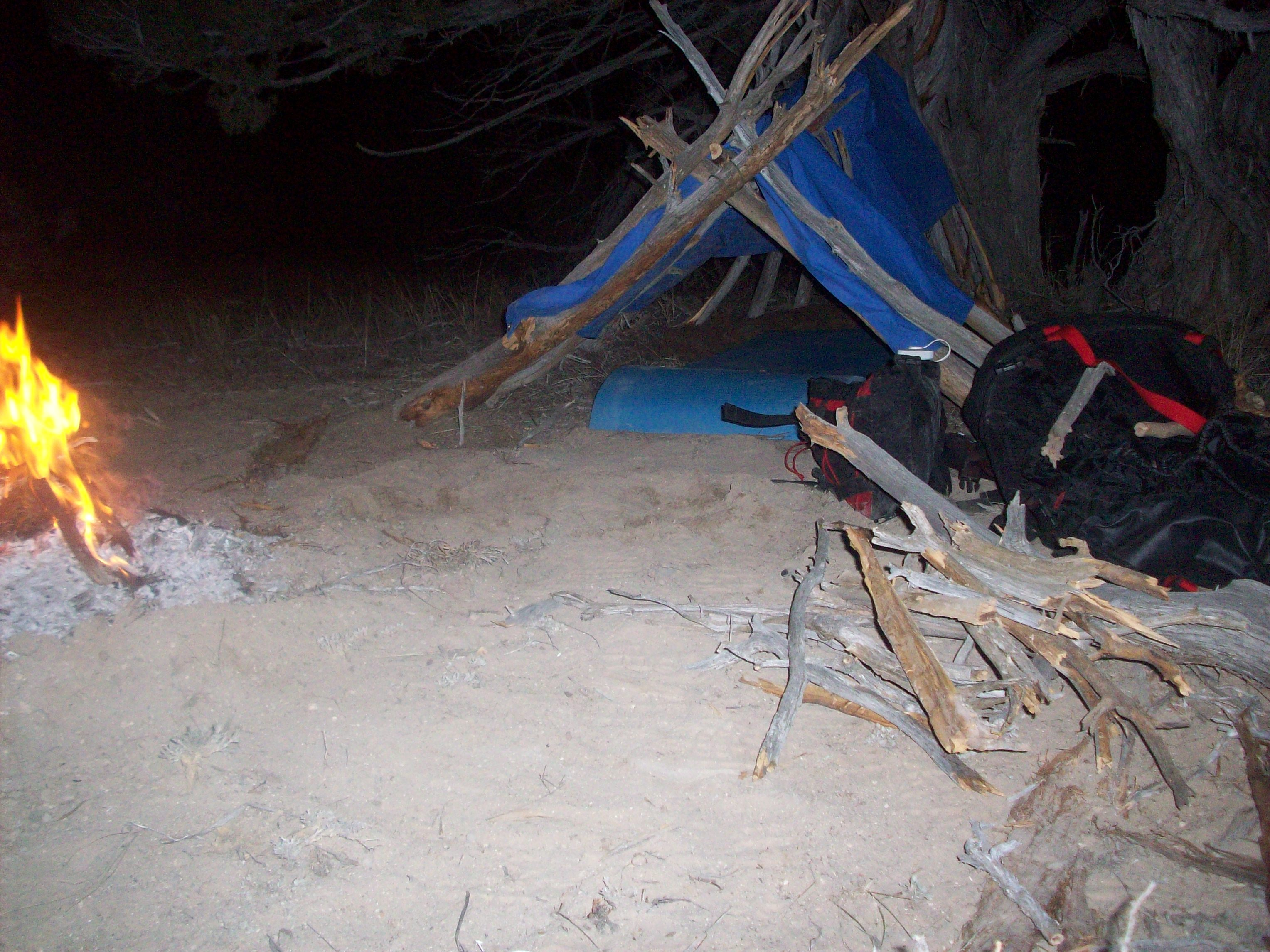 Picture of How NOT to Build a Shelter