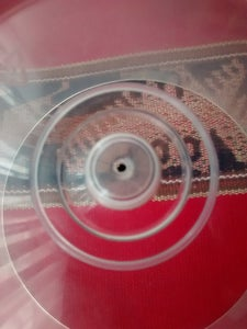 Make a Hole in the CD Spindle Top Lid