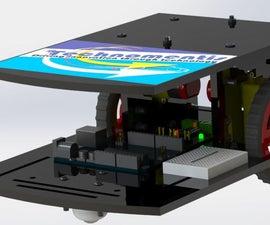 Construction Manual of Mi-Bot Arduino Robot