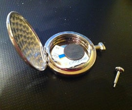 Pocket Watch Vault