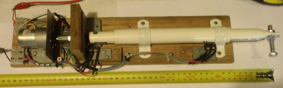 DIY Linear Actuator