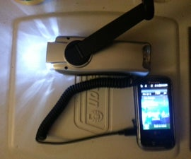 Hand Crank Phone Charger