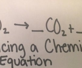 How to Balance a Chemical Equation (Final)