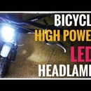 How to Make High Power LED Headlight for Bicycle