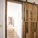 Pallet Sliding Barn Doors