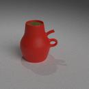 Token Teapot 3D Printed Planter
