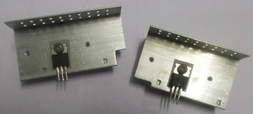 Picture of 12v-0-12v 10Amp Step Down Transformer: