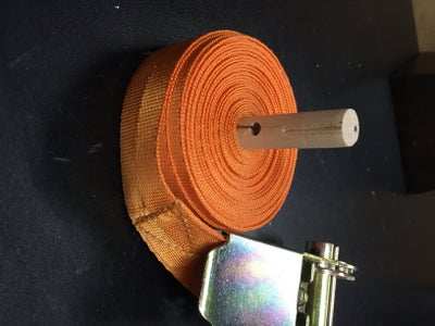 Ratchet Strap Winder Tool for Drills