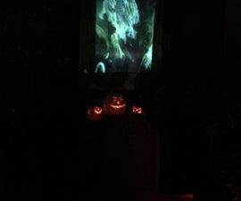 Automated Singing Pumpkins