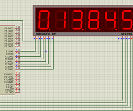 How to Make a Digital Clock Using 8051 With 7 Segment Display