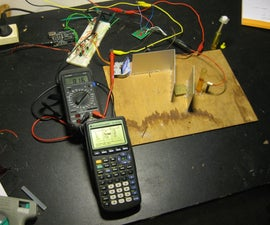A simple DIY spectrophotometer