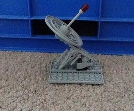 Lego Radar Dish