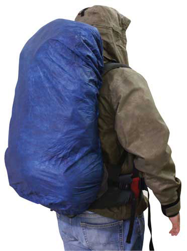 Cheap Homemade Rainproof Backpack Cover (That Also Saves the ...