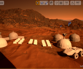 The Mars VR Experience