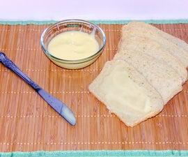 Healthier Homemade Mayonnaise