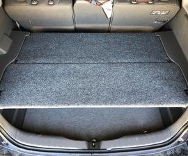 SUV Trunk Shelf