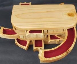 Multi Drawer Bandsaw Box