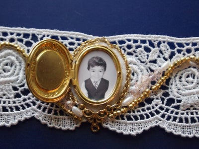Finishing Touches With the Locket