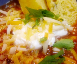 Chili Cook Off: 3 Recipes to Spice Up Your Life