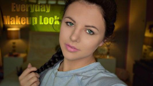 Everyday Simple Makeup Tutorial