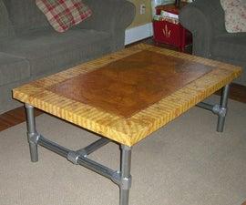 Coffee Table (Hack of IKEA LACK)