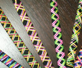Wrap style friendship bands