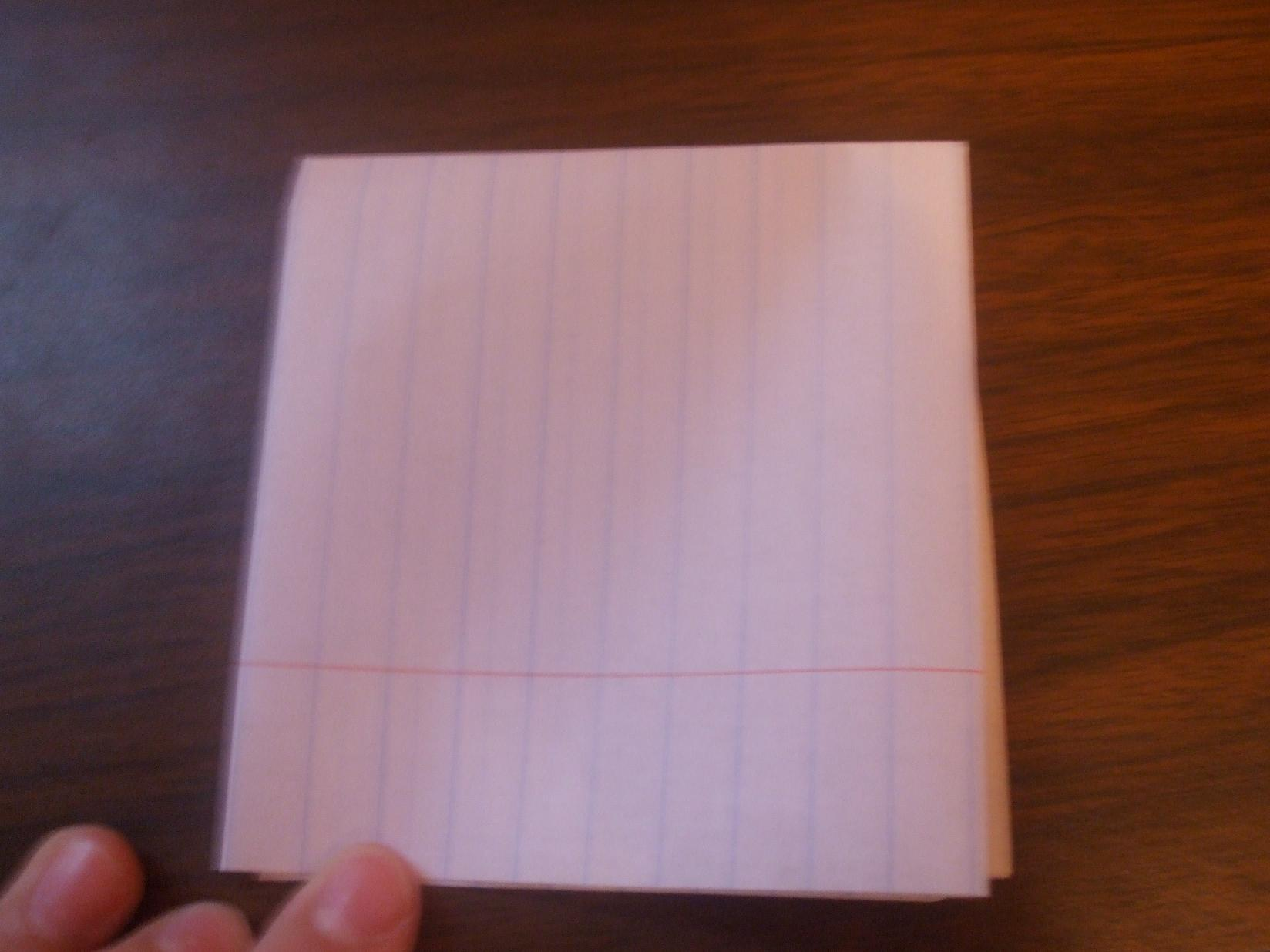 Picture of Fold in Half