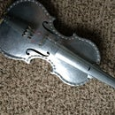 How To: Make a Steel Violin (BODY)