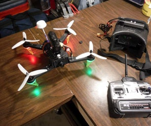 250 Class FPV Drone Under $350