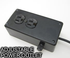 Adjustable Power Outlet