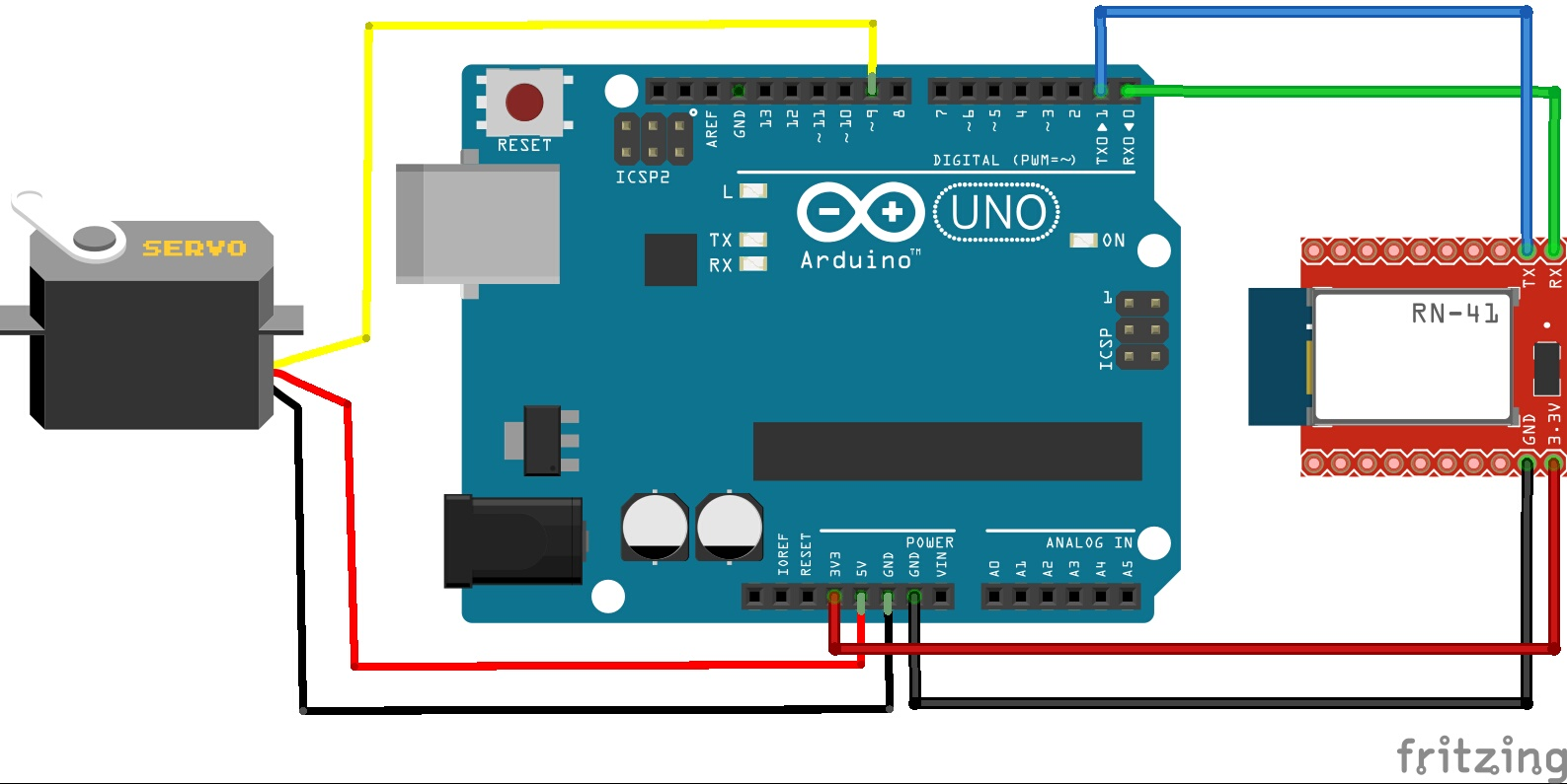 Picture of Arduino Needs Some Attention Now...