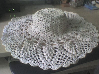 Pineapple Suite Hat