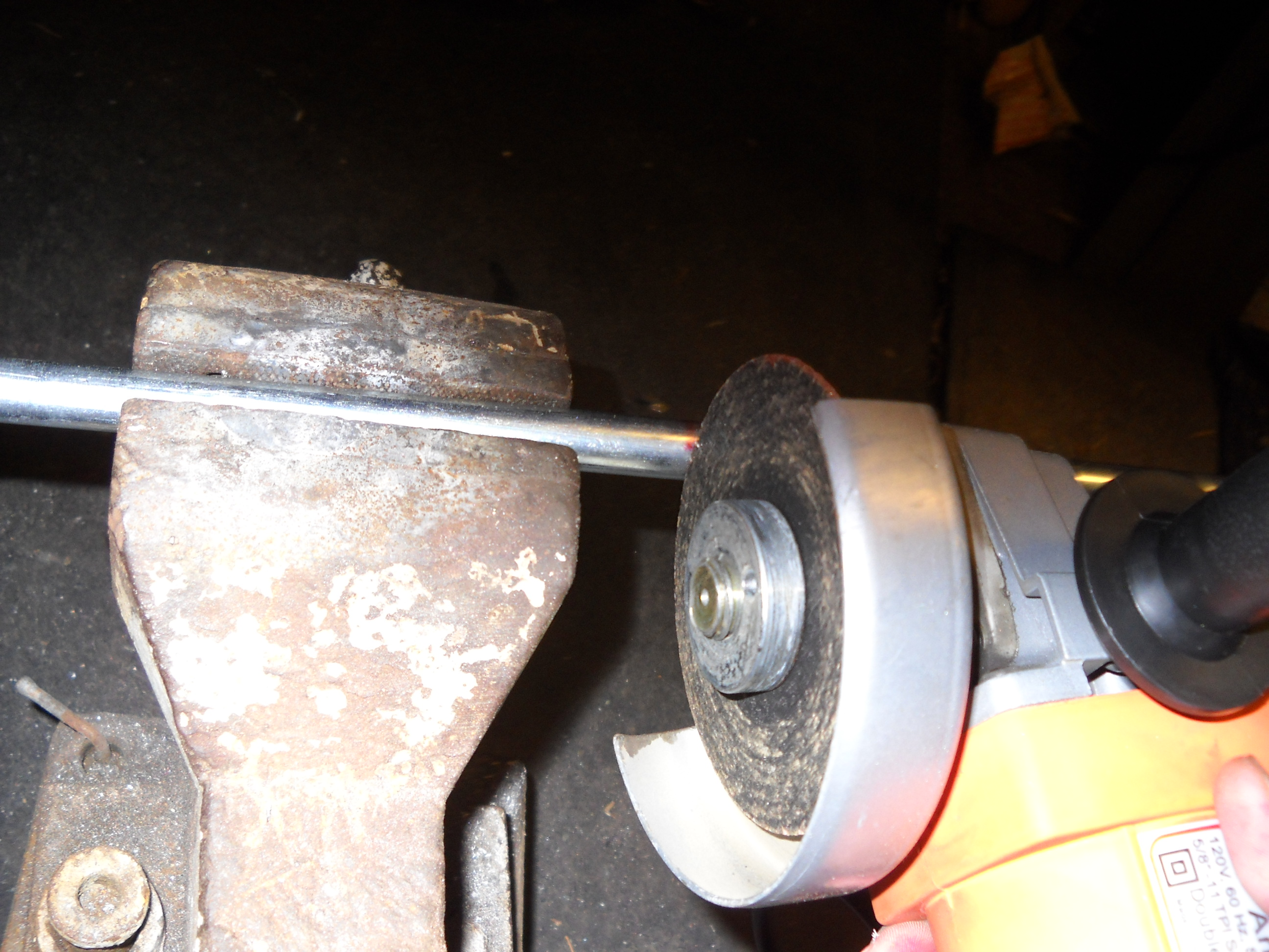 Picture of Make the Rotor Shaft
