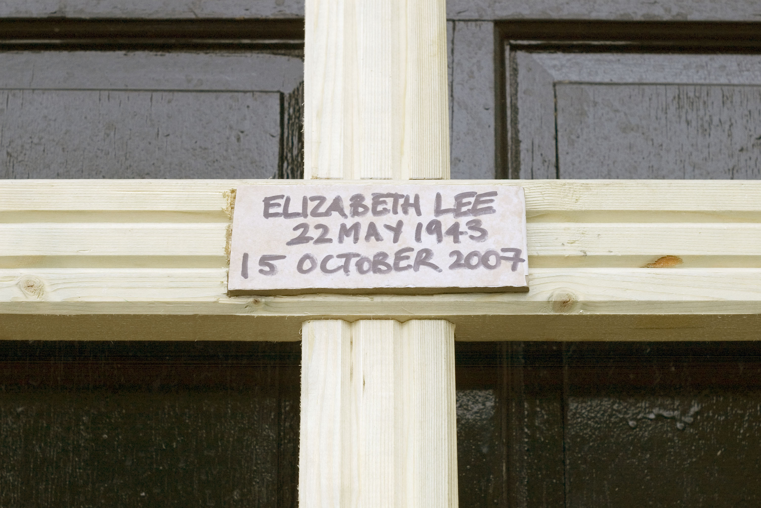 Picture of The Inscription