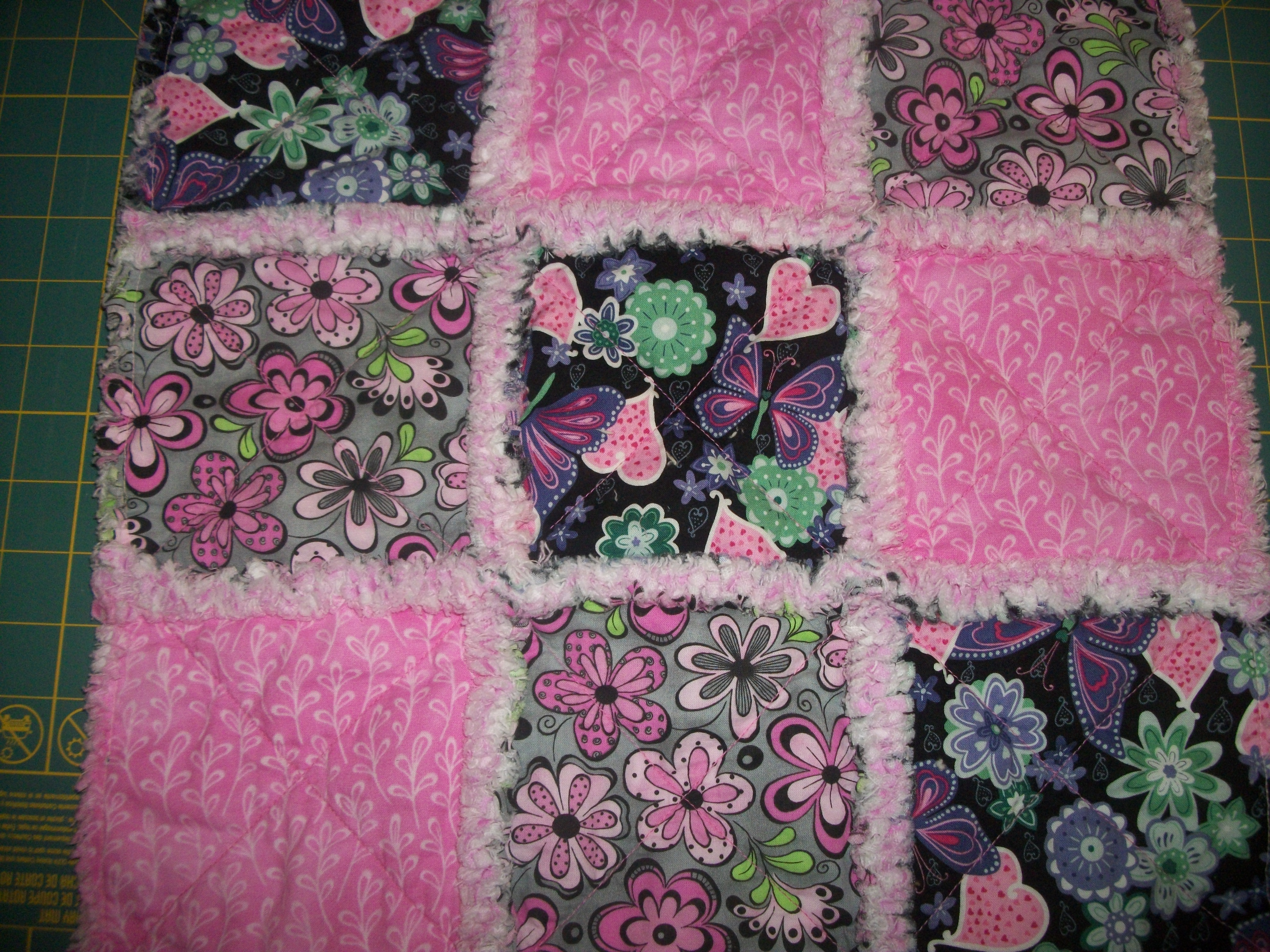Picture of Rag Quilting for the Beginner