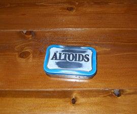 My Altoids Tin Survival Kits