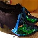 Sequin Shoe-Shoes