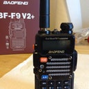 Baofeng FB-F9 V2+ Ham Radio Modification