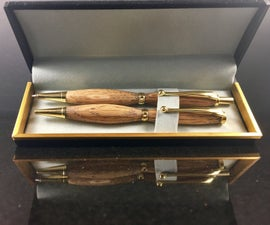 How to Turn a Wood Pen
