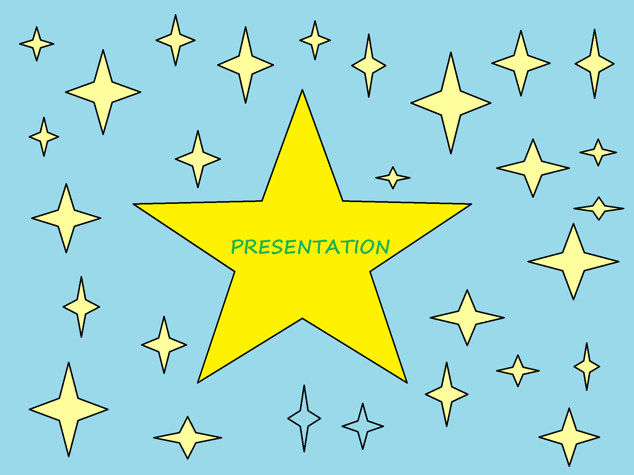Picture of Five Minute Presentations