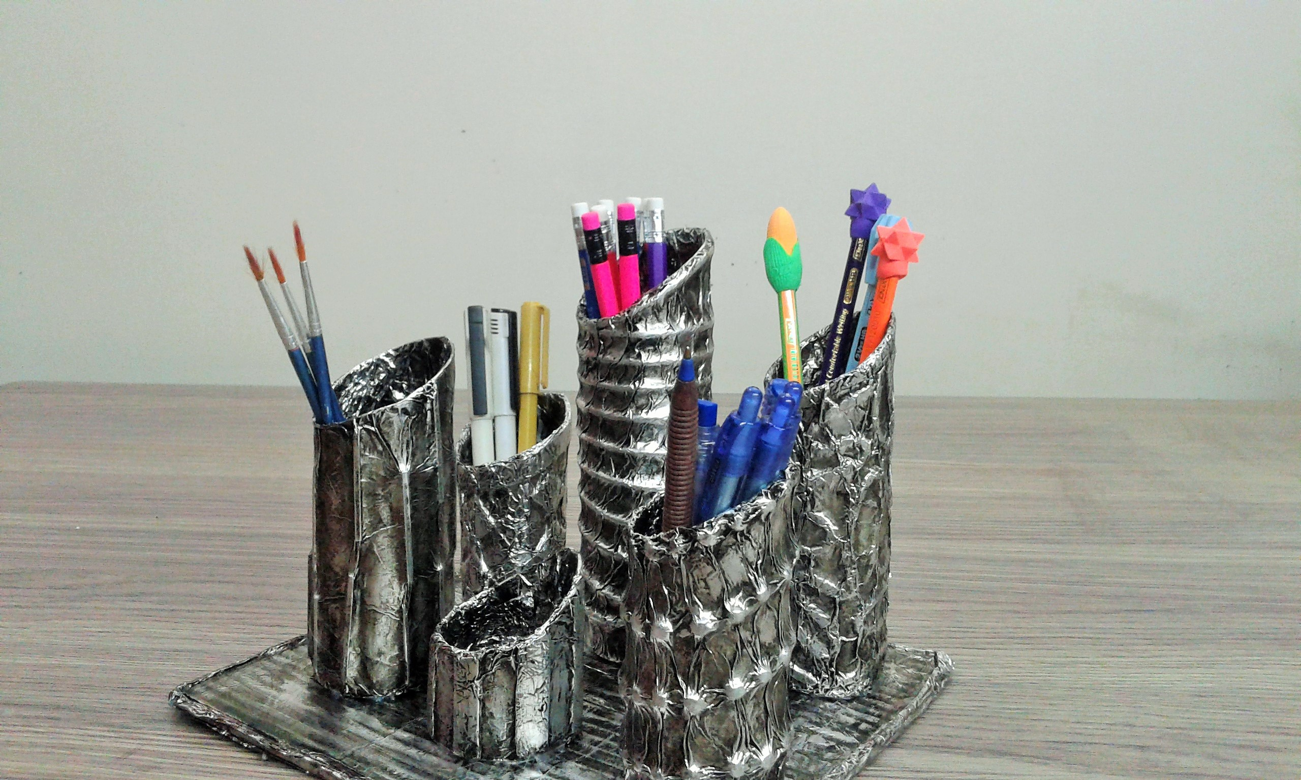 Picture of How to Make Pen Pencil Holder
