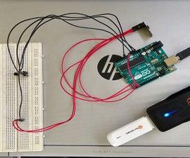 Temperature Sensing and Monitoring Using Arduino and Esp8266
