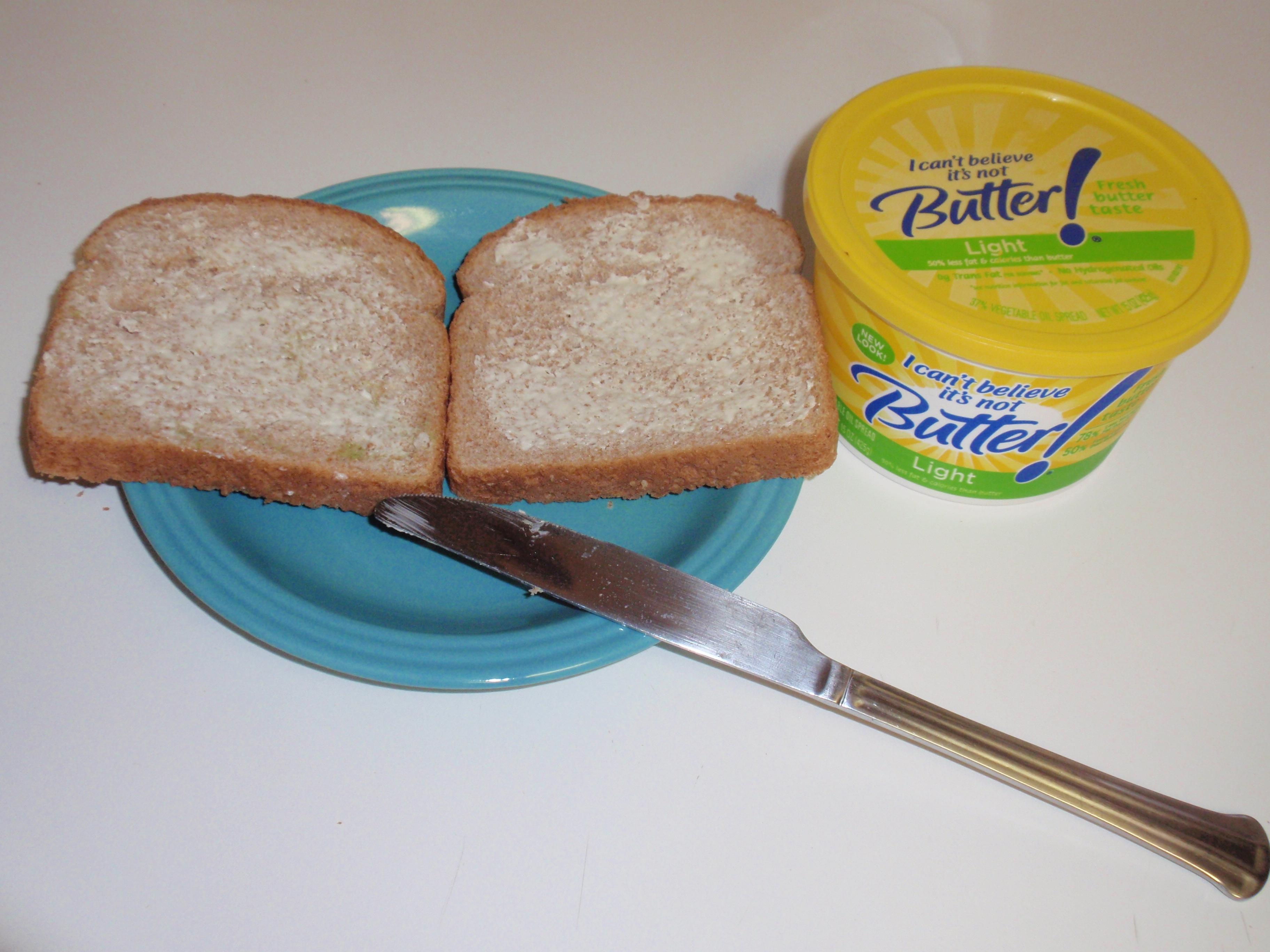 Picture of Preparing the Bread