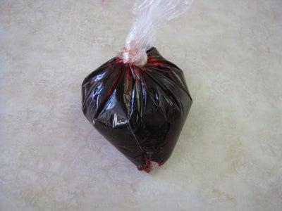 Making the Blood Bag