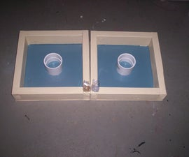 How to Make Washer Toss Game