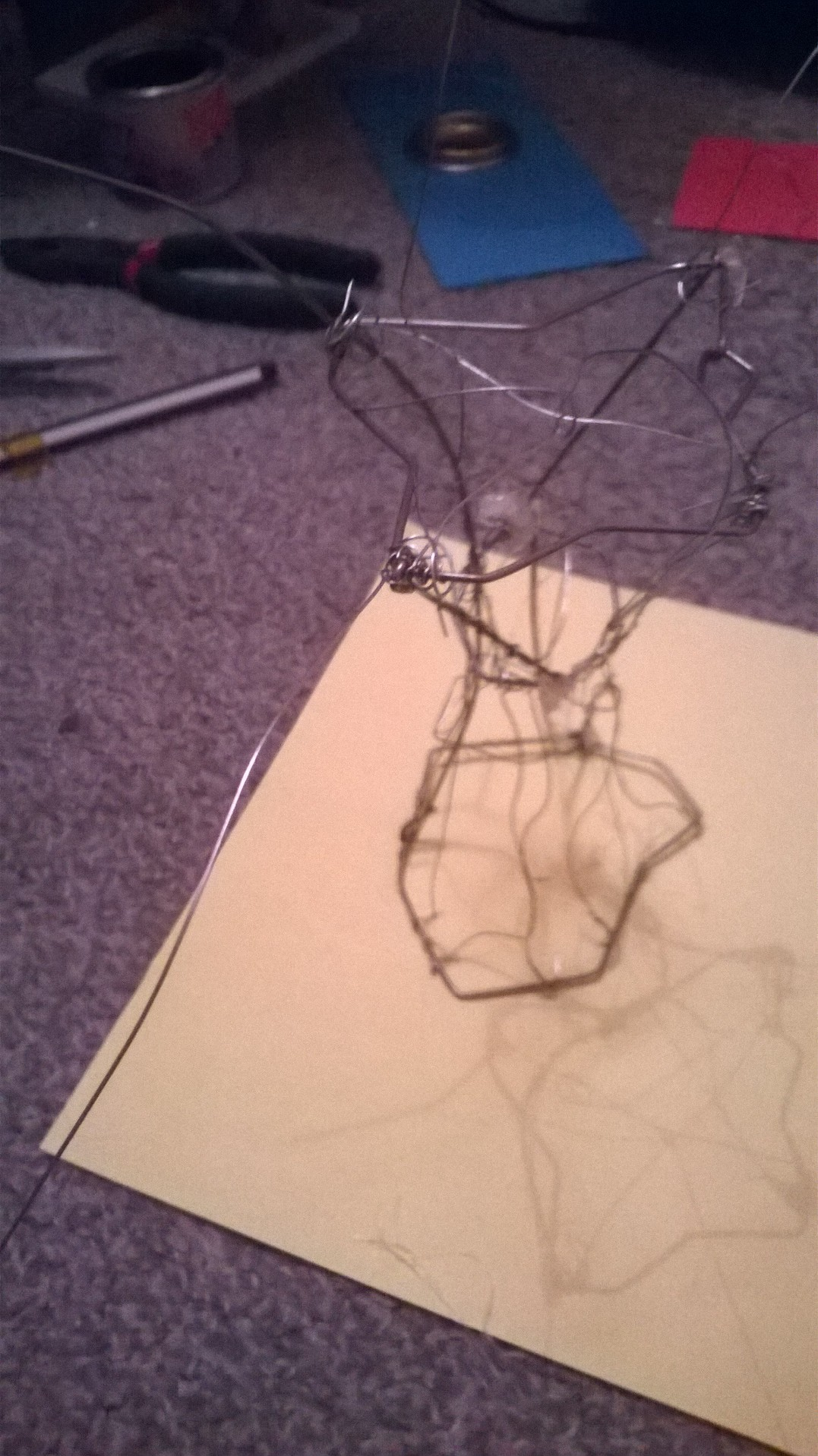 Picture of Adding the 'branches'