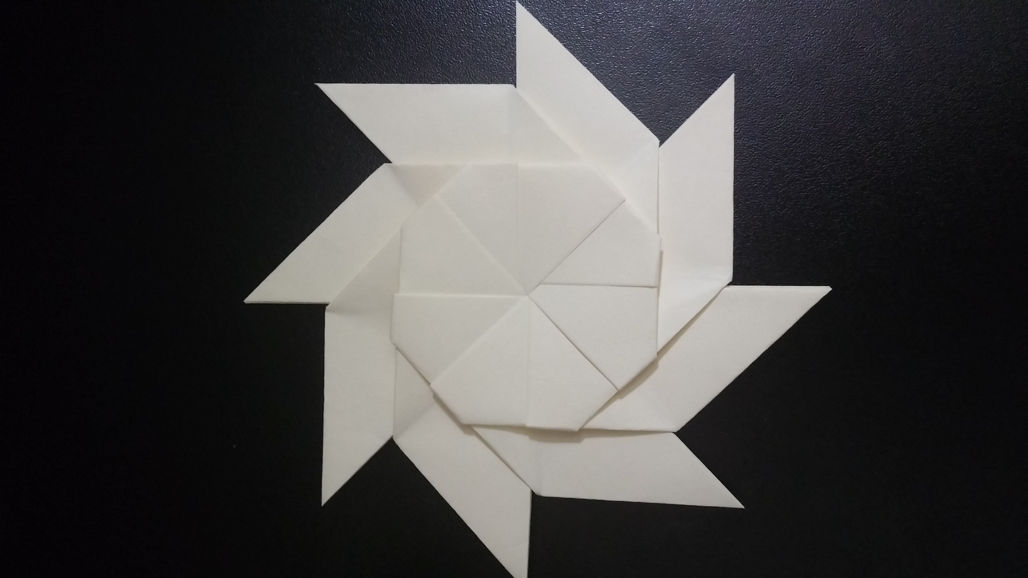 Picture of Modular Transforming Ninja Star