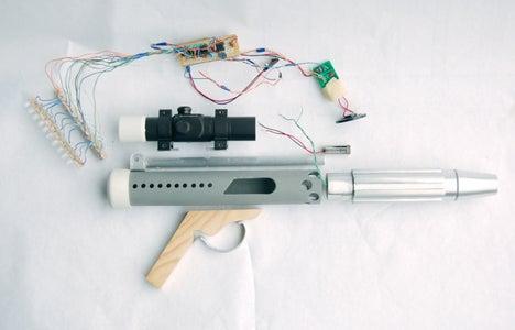 Build the Blaster