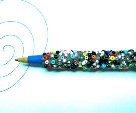 Bic Pen goes Glamorous